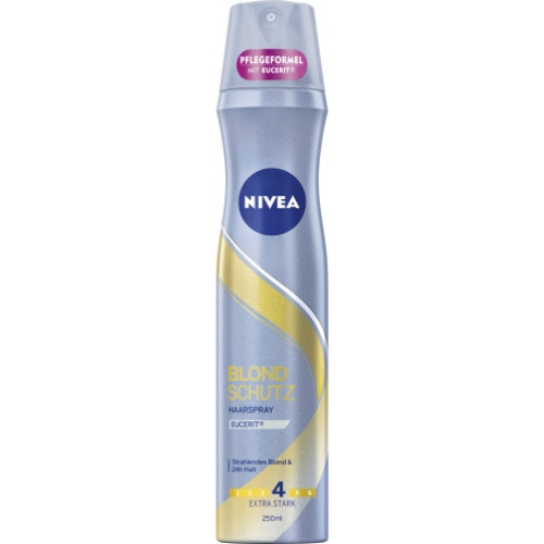 Nivea Haaspray Blond Schutz 250ml Dose