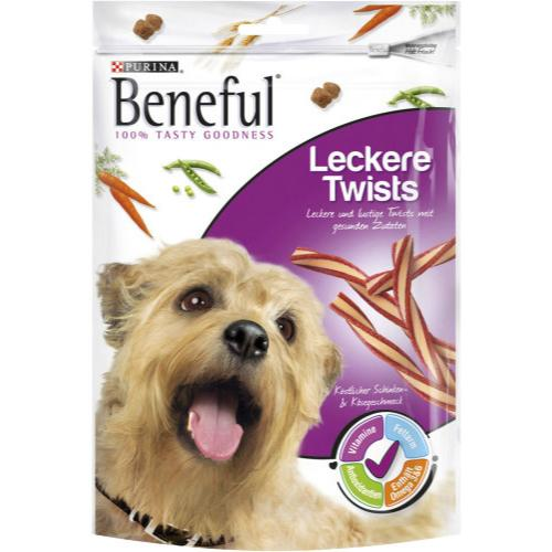 Beneful leckere Twists 175g Beutel
