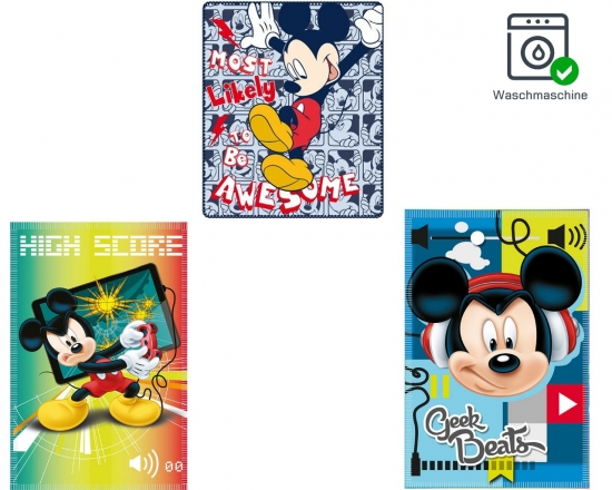 Disney Mickey Maus Fleecedecke