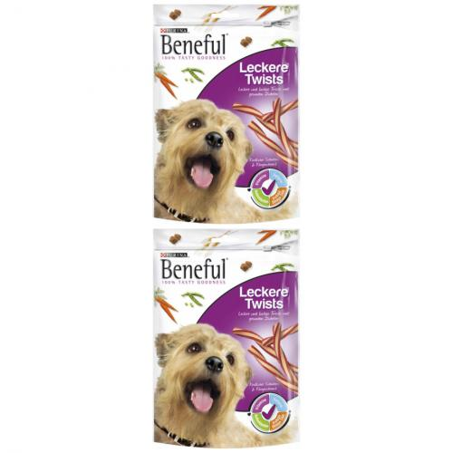 2 x Beneful leckere Twists 175g Beutel