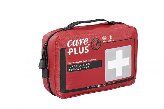 Care plus Verbandskasten First Aid Kit Adventurer